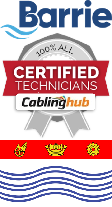 Barrie data cabling company