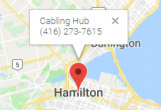 Network Cabling Installation Services Hamilton, ON