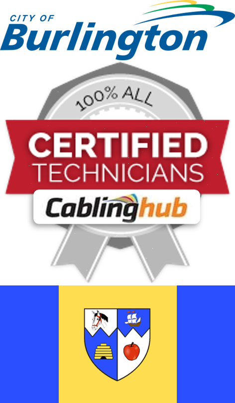 Burlington data cabling company