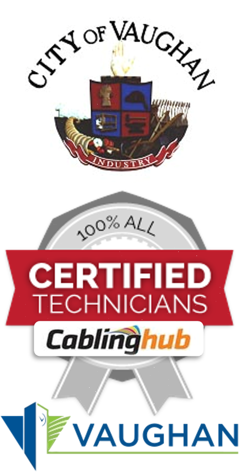 Vaughan data cabling company