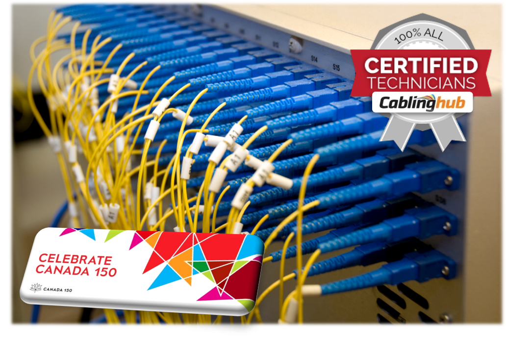 Fiber Optic Cabling Installation Services Toronto 416