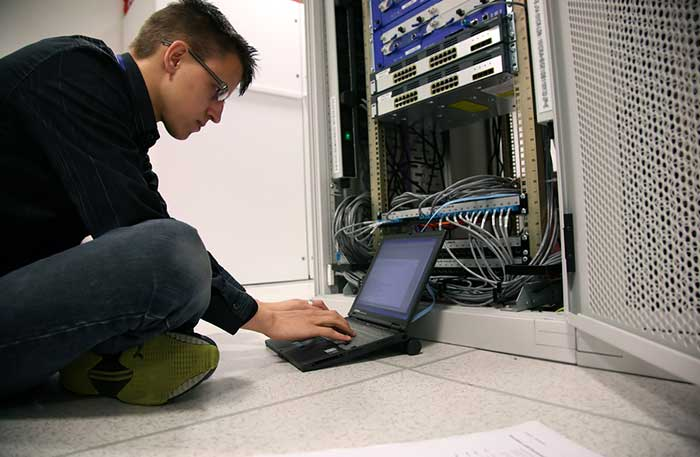Milton Data Network Cabling Services